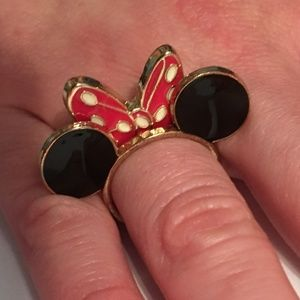 Disney Minnie Mouse Ring Set
